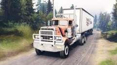 Peterbilt 379 para Spin Tires