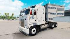 Walmart pele para Kenworth K100 caminhão