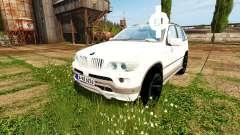 BMW X5 Unmarked Police