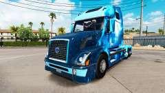 Fogo de pele para a Volvo caminhões VNL 670