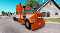 Скин Tri-State Commodities на Peterbilt 389