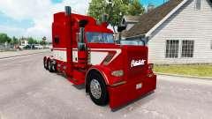 Viper2 pele para o caminhão Peterbilt 389
