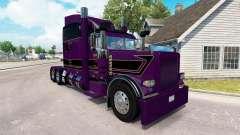 Conrad Shada pele para o caminhão Peterbilt 389
