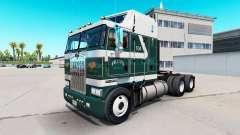 Freds pele para Kenworth K100 caminhão