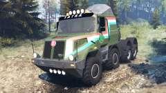 Tatra 163 Jamal 8x8 v8.0