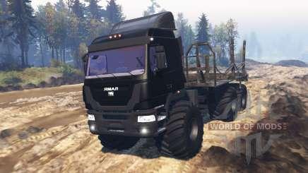 O Yamal-6 v7.0 para Spin Tires