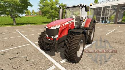 Massey Ferguson 8727 [pack] para Farming Simulator 2017