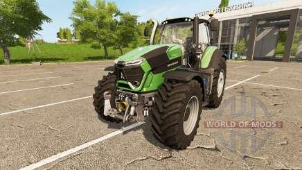 Deutz-Fahr 9290 TTV Agrotron [pack] para Farming Simulator 2017