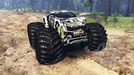 Lykan HyperSport [monster truck] para Spin Tires