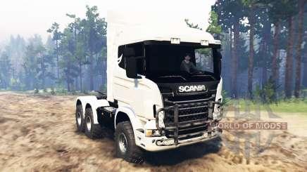 Scania R730 para Spin Tires