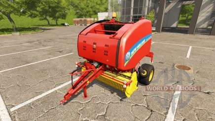 New Holland Roll-Belt 460 para Farming Simulator 2017