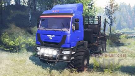 O Yamal-6 v6.0 para Spin Tires