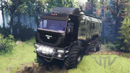 O Yamal-6 v5.0 para Spin Tires
