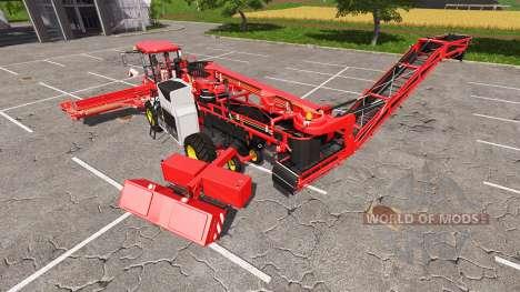 HOLMER Terra Felis 2 multifruit v1.1 para Farming Simulator 2017