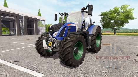 Fendt 716 Vario v1.3 fix para Farming Simulator 2017