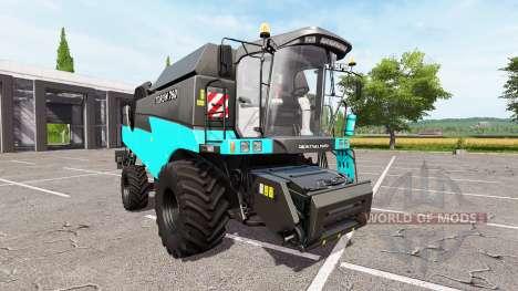 Eu Rostselmash Tora 760 v1.1 para Farming Simulator 2017