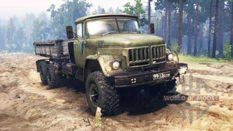 ZIL-131Н1 para Spin Tires
