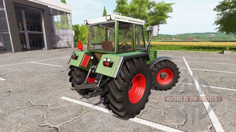 Fendt Favorit 615 LSA Turbomatik E para Farming Simulator 2017