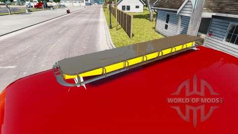 Luz estroboscópica v1.6 para American Truck Simulator