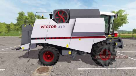 Rostselmash Vetor 410 para Farming Simulator 2017