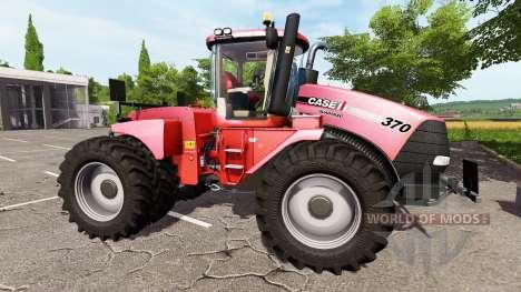 Case IH Steiger 370 duals para Farming Simulator 2017