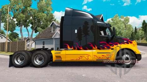 Novas jantes e pneus para American Truck Simulator