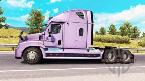Freightliner Cascadia v2.2 para American Truck Simulator