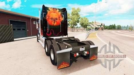 Freightliner Coronado para American Truck Simulator