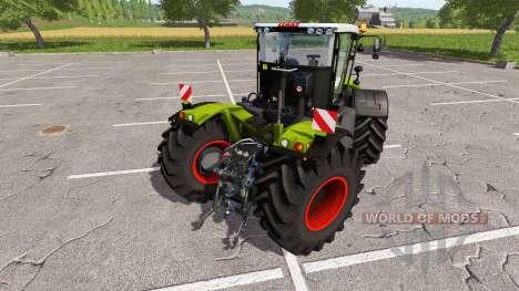 CLAAS Xerion 5000 para Farming Simulator 2017