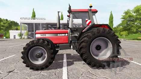 Case IH 1455 XL v1.1 para Farming Simulator 2017