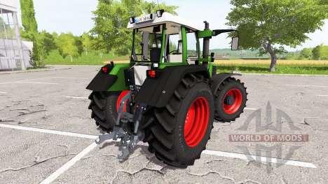 Fendt Favorit 926 Vario para Farming Simulator 2017