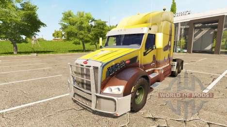 Peterbilt 579 para Farming Simulator 2017