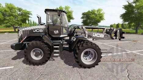 JCB 435S black pearl para Farming Simulator 2017