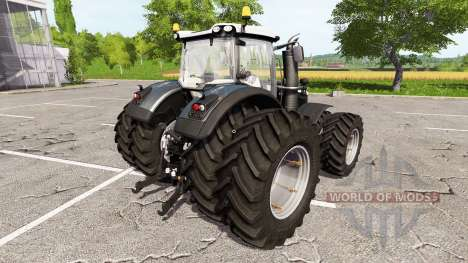 Massey Ferguson 8737 black edition para Farming Simulator 2017