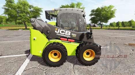 JCB 260 multicolor para Farming Simulator 2017