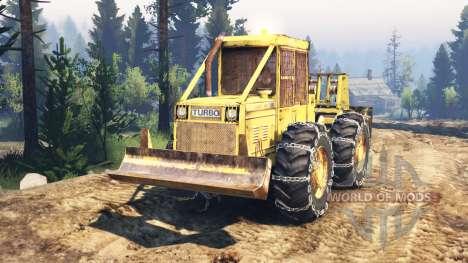 LKT 81 Turbo v2.0 para Spin Tires