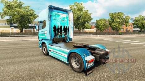 Siemens pele para o Scania truck para Euro Truck Simulator 2