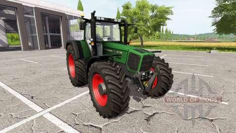 Fendt Favorit 816 Turboshift v3.0 para Farming Simulator 2017