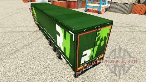 Pele RH para semi-reboques para Euro Truck Simulator 2