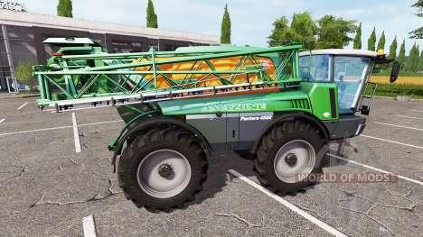 AMAZONE Pantera 4502 v1.0.4 para Farming Simulator 2017