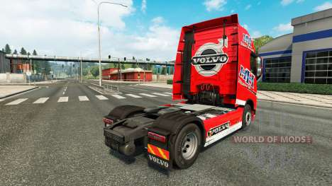 Pesados de Mercadorias, de pele para a Volvo caminhões para Euro Truck Simulator 2