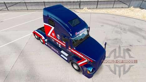 Pele Transportadores de Cargas para o caminhão t para American Truck Simulator