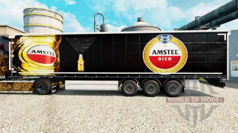 Pele Amstel para reboques para Euro Truck Simulator 2