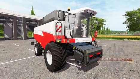 Rostselmash ACROS 595 Plus para Farming Simulator 2017
