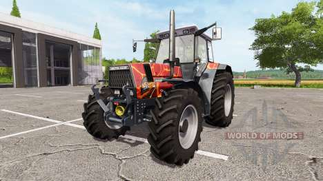 Deutz-Fahr AgroStar 6.61 racing para Farming Simulator 2017