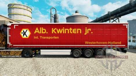 Pele Alb. Kwlnten Jr. na semi para Euro Truck Simulator 2