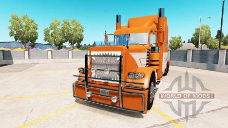 Peterbilt 389 v3.0 para American Truck Simulator