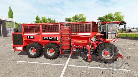 HOLMER Terra Dos T4-40 para Farming Simulator 2017