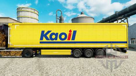 Pele Kaoil para reboques para Euro Truck Simulator 2