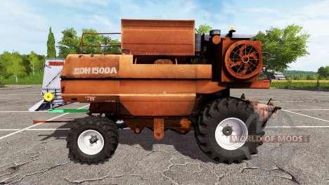 Não-1500A para Farming Simulator 2017